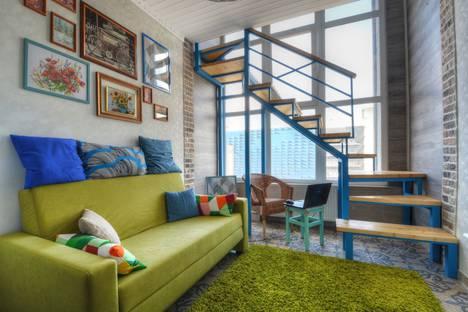 Сдается 2-комнатная квартира посуточнов Домодедове, Автозаводская улица, 23.
