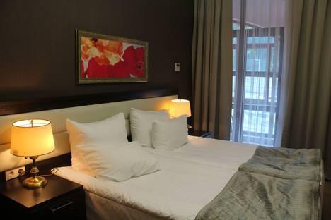 Сдается 1-комнатная квартира посуточно в Красной Поляне, ул. Горная Карусель, 5.