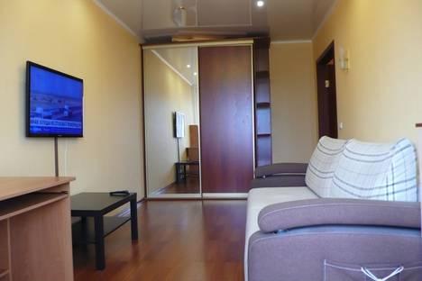 Сдается 1-комнатная квартира посуточно в Томске, улица Учебная, 7.