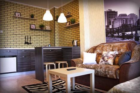 Сдается 1-комнатная квартира посуточно в Бийске, улица Советская 189/1.