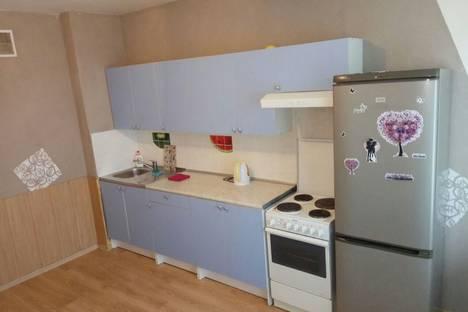 Сдается 2-комнатная квартира посуточнов Екатеринбурге, улица Токарей, 26.
