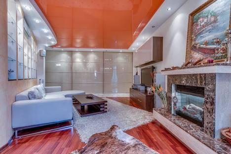 Сдается 3-комнатная квартира посуточнов Железнодорожном, Новый Арбат улица, 10.