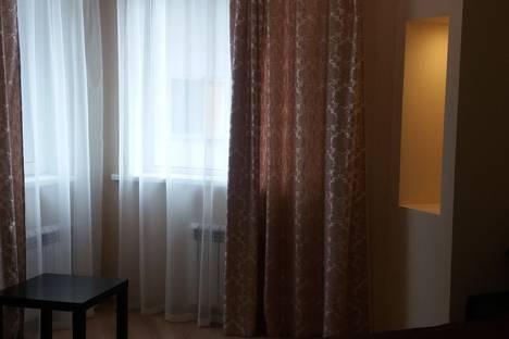 Сдается 1-комнатная квартира посуточно в Новосибирске, ул. Лескова, 27.