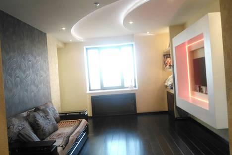 Сдается 2-комнатная квартира посуточнов Красной Поляне, Эсто-Садок, ул. Березовая, 106.