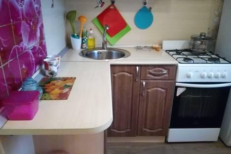 Сдается 1-комнатная квартира посуточно в Челябинске, улица Васенко, 100.