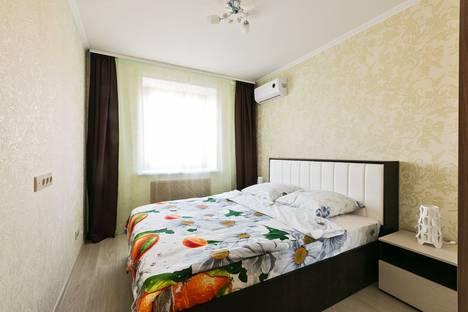 Сдается 3-комнатная квартира посуточнов Лобне, Спасо-Тушинский бульвар 7.