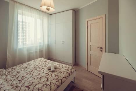 Сдается 2-комнатная квартира посуточнов Актобе, Актобе-Ажары 11-й микрорайон, 112Б.