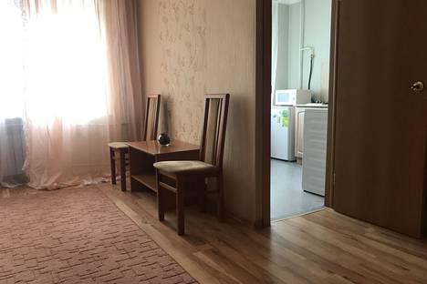 Сдается 1-комнатная квартира посуточно в Барнауле, Калинина 8а.