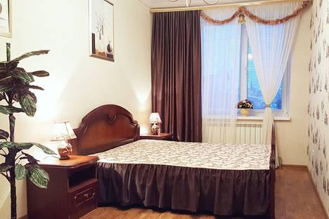 Сдается 2-комнатная квартира посуточнов Дивееве, ул. Российская, 2а.