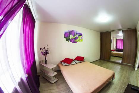 Сдается 1-комнатная квартира посуточно в Омске, К. Маркса проспект, 89.