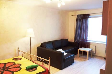 Сдается 1-комнатная квартира посуточнов Красной Поляне, Эсто-Садок, ул. Березовая, 66.