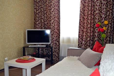 Сдается 1-комнатная квартира посуточно в Екатеринбурге, улица Щорса, 103.