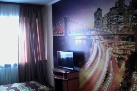 Сдается 2-комнатная квартира посуточно в Сургуте, проспект Ленина, 61/1.