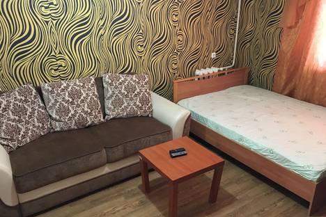 Сдается 1-комнатная квартира посуточно в Череповце, улица Монтклер 16.