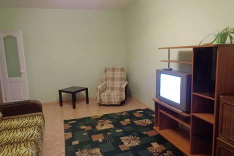 Сдается 3-комнатная квартира посуточно в Томске, 1-я Рабочая улица, 42.