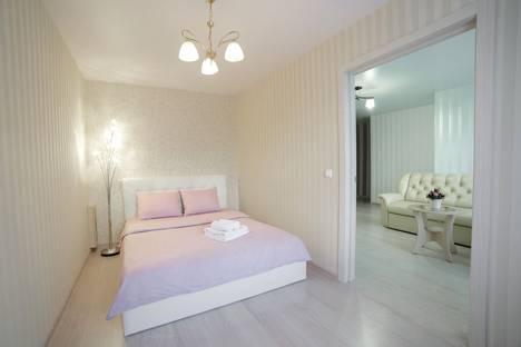 Сдается 2-комнатная квартира посуточно в Бобруйске, улица Советская 86б.