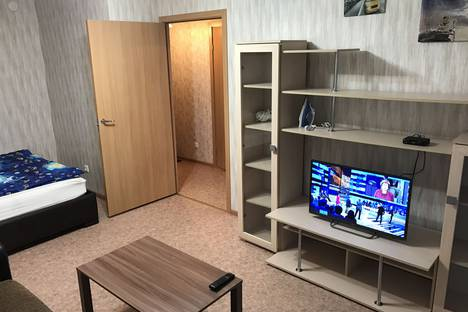 Сдается 1-комнатная квартира посуточнов Череповце, улица Раахе 48б.