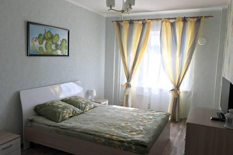 Сдается 2-комнатная квартира посуточно в Пскове, улица Владимирская д. 10.