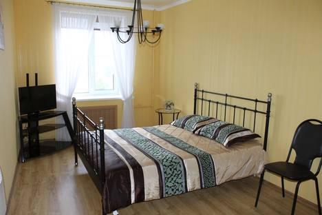 Сдается 2-комнатная квартира посуточно в Пскове, Советская улица д. 1.