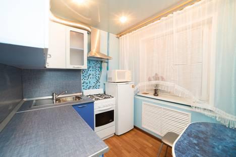Сдается 2-комнатная квартира посуточно в Челябинске, улица Елькина, 96.