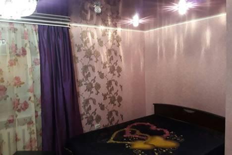 Сдается 1-комнатная квартира посуточнов Уфе, проспект Октября д 160/1.