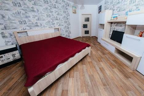 Сдается 1-комнатная квартира посуточно, улица Чкалова, 51/1.