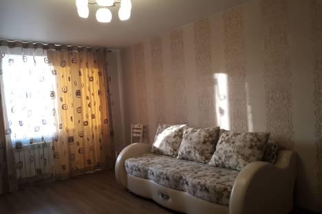 Сдается 1-комнатная квартира посуточно в Томске, улица Иркутский тракт, 12.