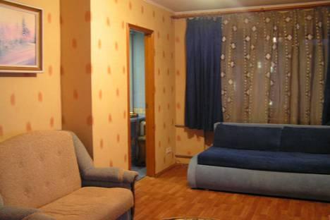 Сдается 1-комнатная квартира посуточно в Белгороде, улица Преображенская 63 б.
