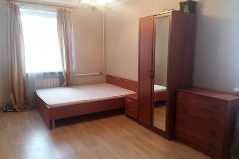 Сдается 1-комнатная квартира посуточно в Москве, Спартаковская улица, 19.