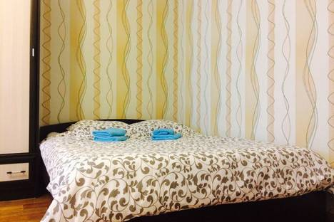 Сдается 1-комнатная квартира посуточнов Казани, улица Сибгата Хакима, 5а.