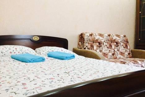 Сдается 1-комнатная квартира посуточнов Казани, Меридианная улица, 10.
