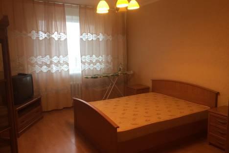 Сдается 1-комнатная квартира посуточно в Астане, Акмолинская область,улица Кенесары дом 4.