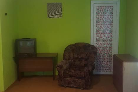 Сдается 1-комнатная квартира посуточно в Уфе, проспект Октября, 114/1.