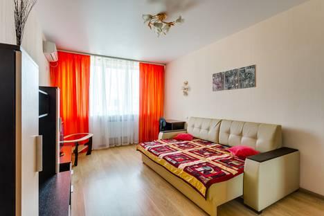 Сдается 1-комнатная квартира посуточно в Ростове-на-Дону, Гвардейский переулок 11/1.