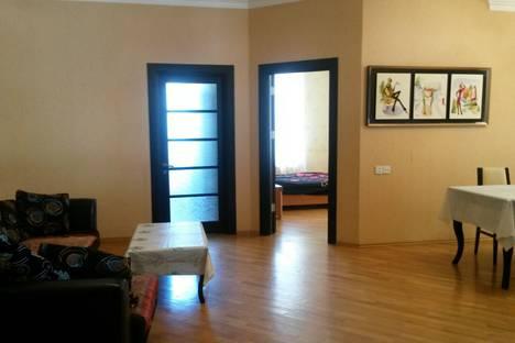 Сдается 3-комнатная квартира посуточно в Баку, Azərbaycan,Basti Baghirova 20.