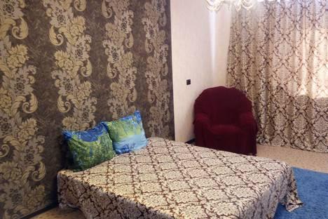 Сдается 1-комнатная квартира посуточнов Нечкино, ул. Интернациональная, 58.
