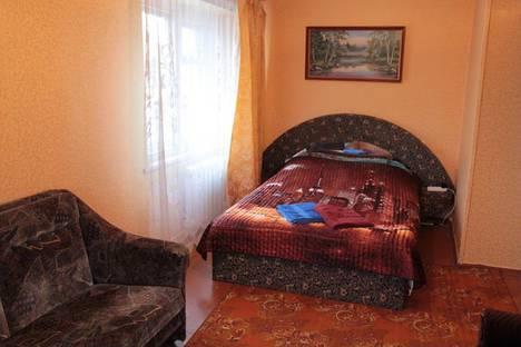 Сдается 1-комнатная квартира посуточно, Смоленская, 6 к.1.