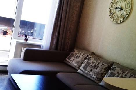 Сдается 1-комнатная квартира посуточнов Красной Поляне, Эсто-Садок, Эстонская улица, 37к5.