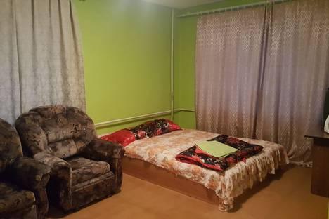Сдается 1-комнатная квартира посуточнов Уфе, проспект Октября, 114/1.