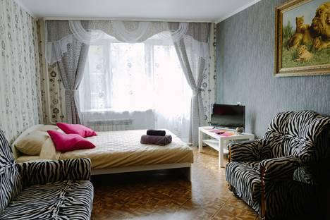 Сдается 1-комнатная квартира посуточнов Переславле-Залесском, Октябрьская улица, 12.