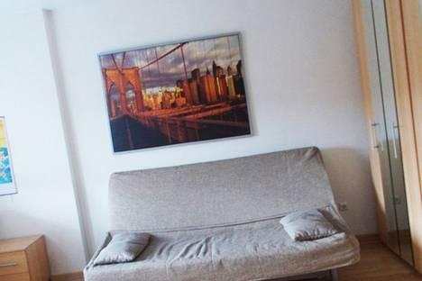 Сдается 1-комнатная квартира посуточнов Красной Поляне, Эсто-Садок, ул. Эстонская, 37к4.