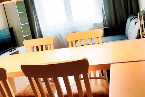 Сдается 2-комнатная квартира посуточно в Красной Поляне, Эсто-Садок, ул. Эстонская 37к5.