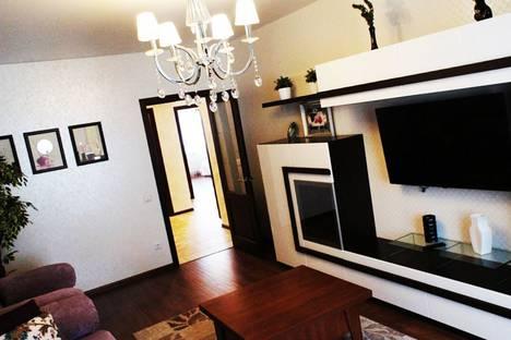 Сдается 2-комнатная квартира посуточно в Красной Поляне, Эсто-Садок, ул. Эстонская, 37к8.