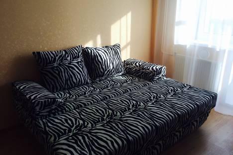 Сдается 1-комнатная квартира посуточнов Саранске, ул. Девятаева, 3.