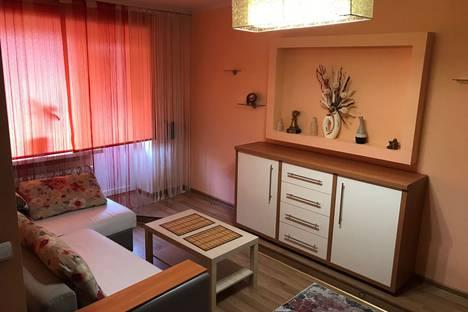 Сдается 2-комнатная квартира посуточно в Гродно, ул. М. Горького,65.