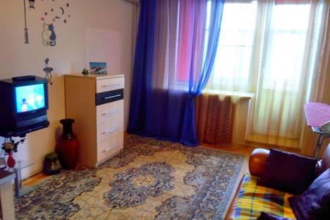 Сдается 1-комнатная квартира посуточнов Копейске, улица Кирова, 167.