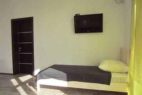 Сдается 1-комнатная квартира посуточно в Архипо-Осиповке, Альпийская улица 14.