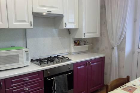 Сдается 1-комнатная квартира посуточно в Чебоксарах, ул К.Иванова д 91.