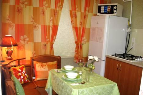 Сдается 1-комнатная квартира посуточнов Омске, проспект Мира 18а.