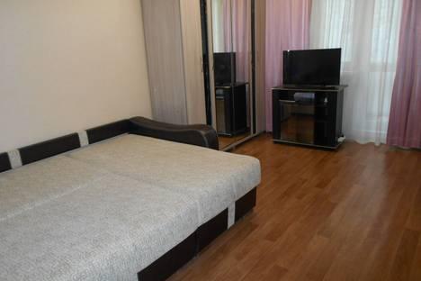 Сдается 1-комнатная квартира посуточнов Екатеринбурге, Посадская улица, 63.